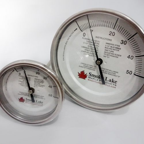 """Thermometers 3"""" and 5"""" Dials"""