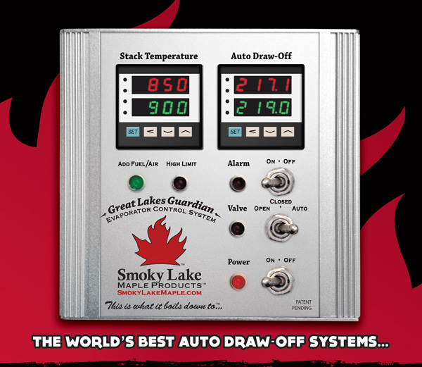 Great Lakes Guardian Auto Draw-off System