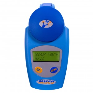 MISCO eMaple Palm Abbe Refractometer