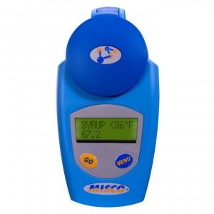 MISCO eMaple Palm Abbe Refractometer