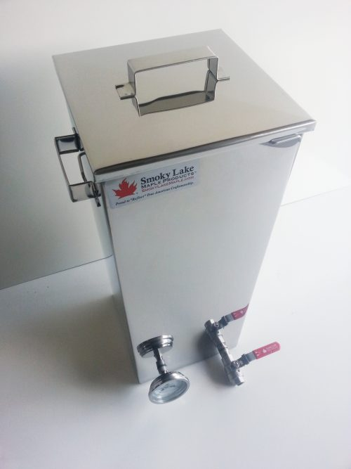 Cone Filter Tank for Maple Syrup