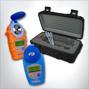 Refractometer with Accessories