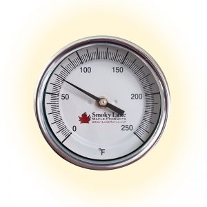 Thermometer with 0-250º F Scale