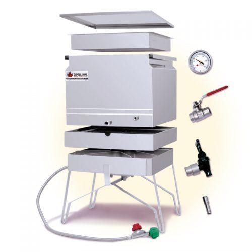 Complete Gas-Fired Steam Bottler Parts