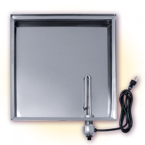 Electric Steam Tray