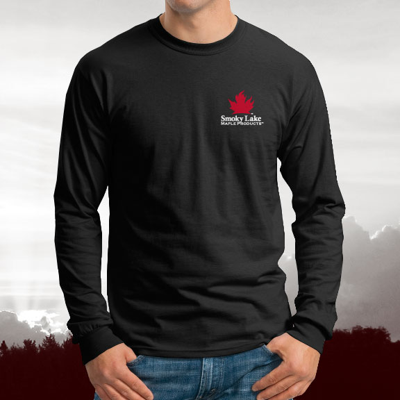 Smoky Lake Logo Shirt