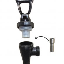 Bottling Valve Reducer