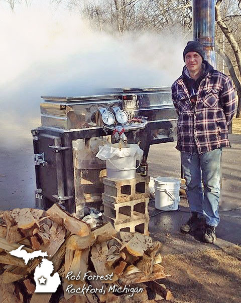 Superior Auto Parts >> Silverplate Evaporator by Smoky Lake Maple Products