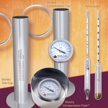 hydrometers and accessories