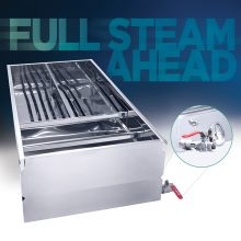 Full Steam Ahead – Hybrid Pan