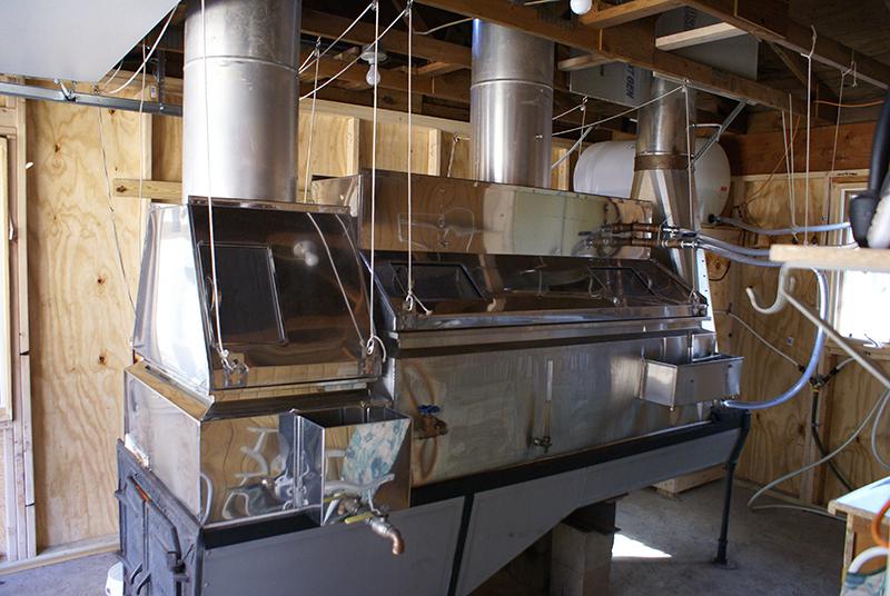 Full Evaporator Used