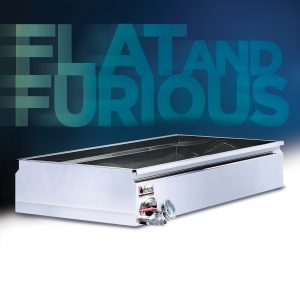 Flat and Furious - Flat Pans by Smoky Lake