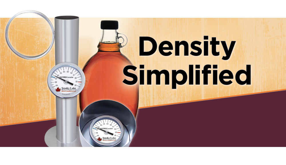 Density Simplified