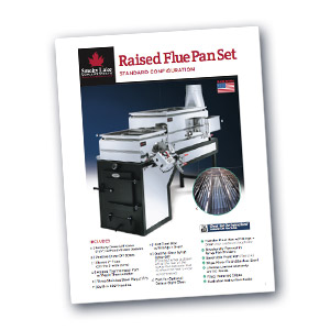 Cover Image - Raised Flue Pan Set Manual