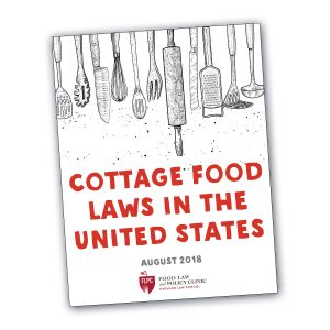 Cottage Food Laws in the United States