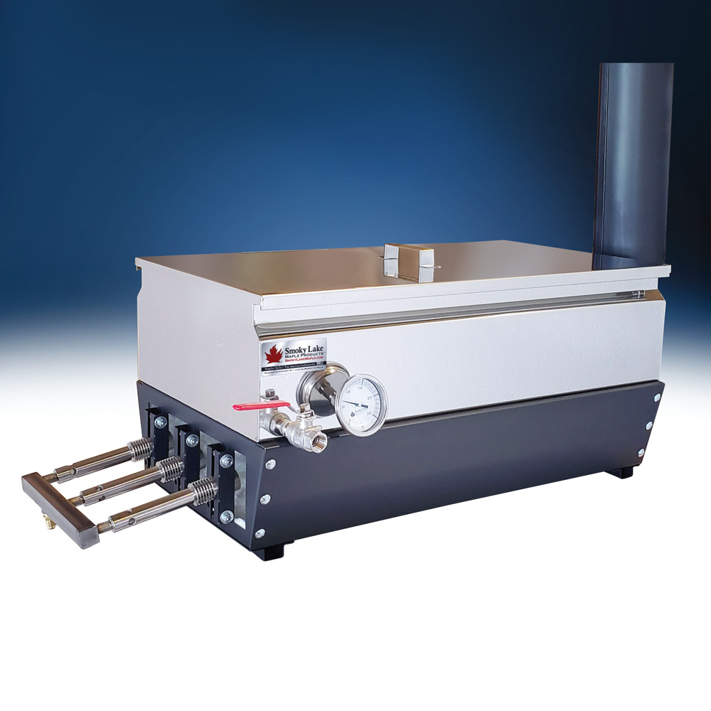 Gas-Fired Finisher Evaporator