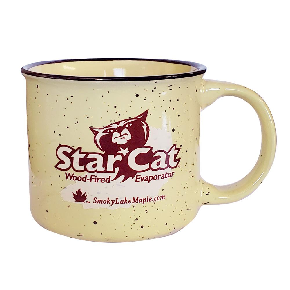 StarCat Campfire Mug