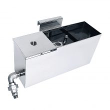 Inlet Float Box for StarCat Divided Pan
