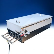 2 x 4 Gas-Fired Finisher Evaporator with Lid