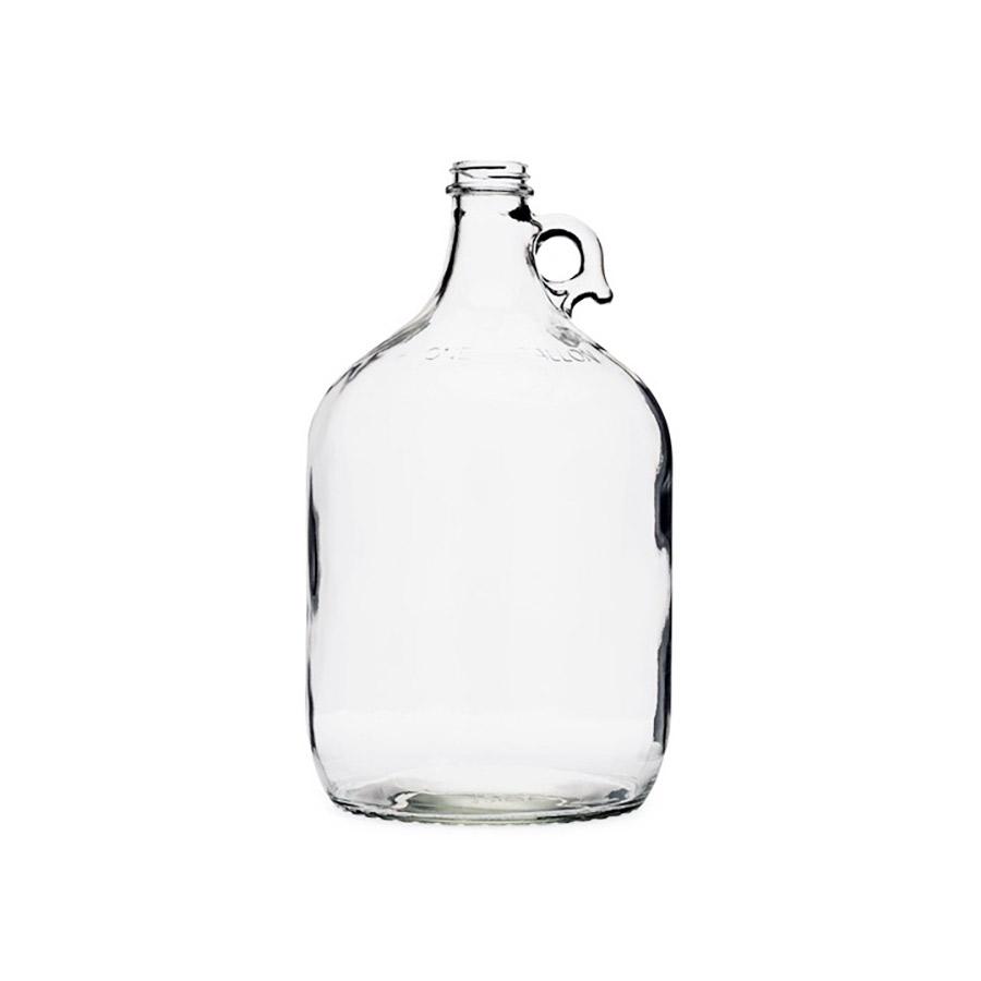1 Gallon Glass Bottle