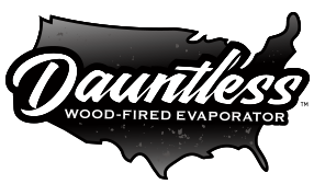 Dauntless Wood-Fired Evaporator