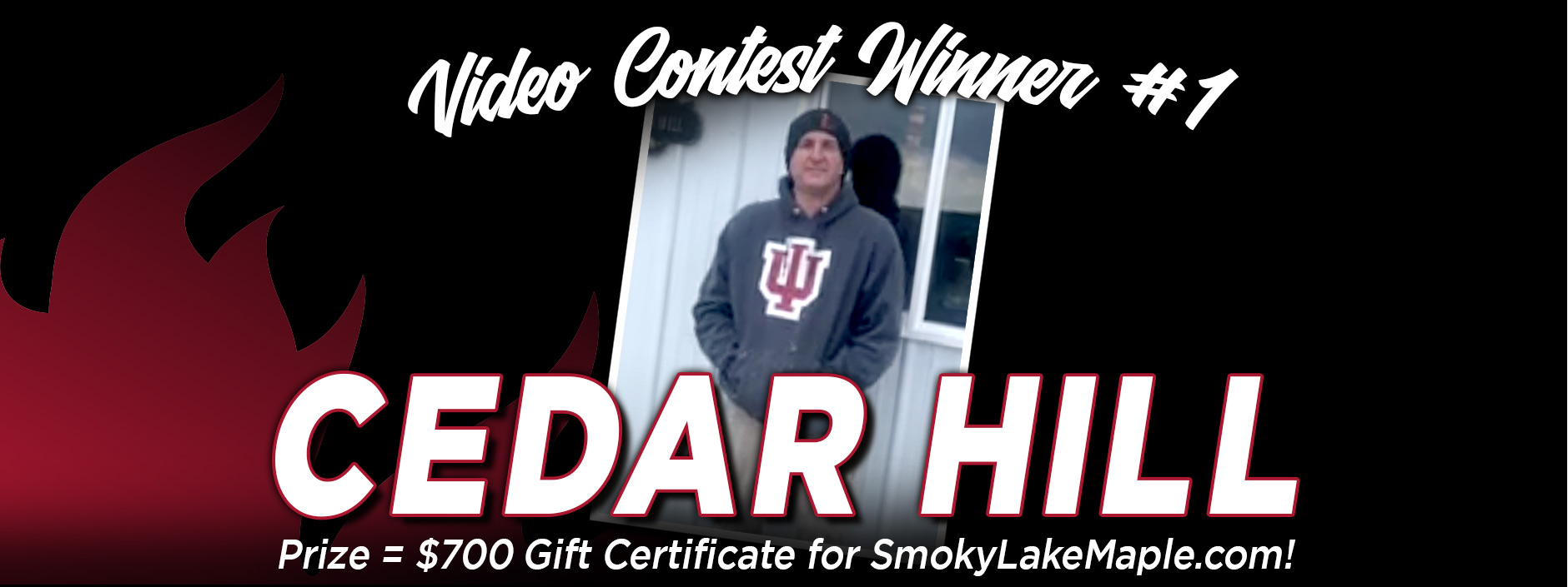 Video Contest Winner is Cedar Hill