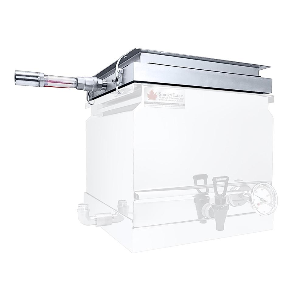 Vacuum Filter Applicator for 16x16 Steam Bottler
